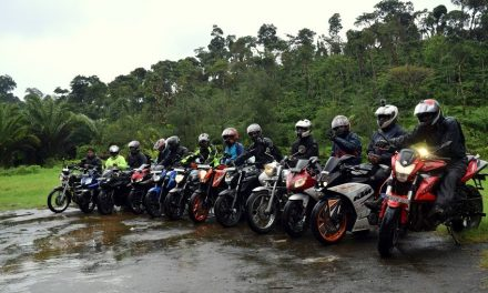 Bike ride to Coorg in Monsoon